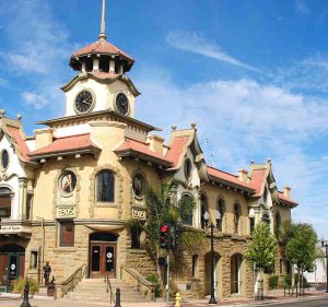 old city hall in town of gilroy california protected by crazylegs pest control