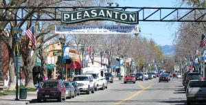 city of pleasanton california protected by crazy legs pest cotnrol