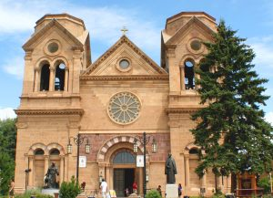 cathedral in santa fe protected by crazylegs pest control