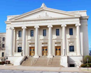 city hall in wichita falls protected by crazylegs pest control