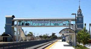 buena park train station protected by crazylegs pest control
