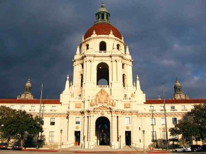 pasadena city hall protected by crazylegs pest control