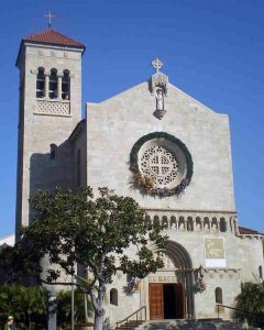 church in santa monica protected by crazylegs pest control