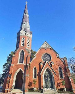 church in jacksonville protected by crazylegs pest control